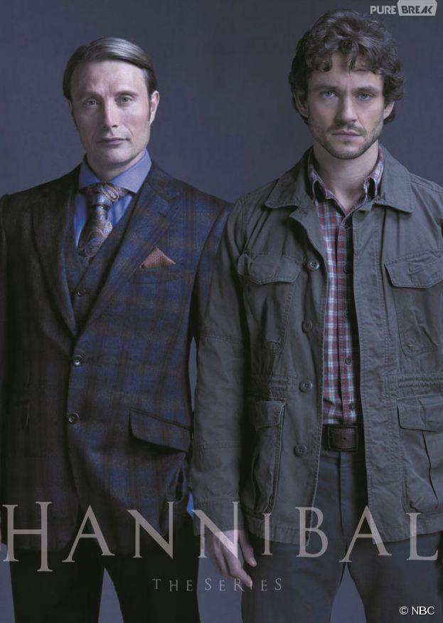 """Hannibal : une saison 4 adaptée du """"Silence des Agneaux"""" ?Mads Mikkelsen se confie"""