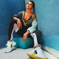 Selena Gomez en DEFY TZ pour Puma : des nouvelles sneakers parfaites pour faire du sport