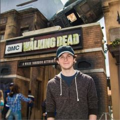 The Walking Dead : Chandler Riggs de retour à la télé