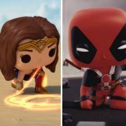 """Les Funko Pop bientôt au cinéma avec le """"premier crossover Marvel/DC"""" ?"""