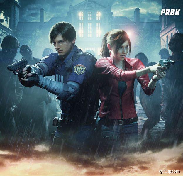 Resident Evil 2 : démarrage canon pour le revival du célèbre jeu vidéo