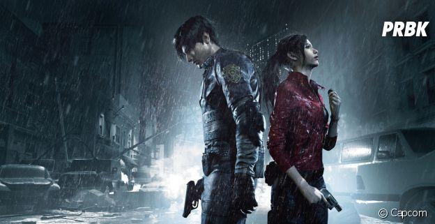 Resident Evil 2 : le remake du célèbre jeu vidéo