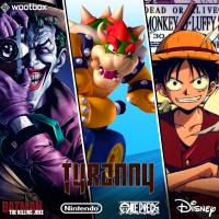 One Piece, DC, Aladdin... craquez pour la Wootbox Tyranny