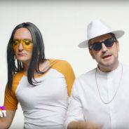 "Aya Nakamura et Lartiste parodiés par Le Palmashow : quand ""Djadja"" devient ""Nanani-Nanana"""