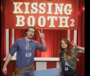 The Kissing Booth 2 : la suite confirmée par Joey King et Joel Courtney