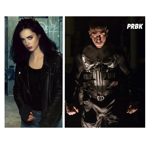 Netflix annule les deux séries — The Punisher/Jessica Jones