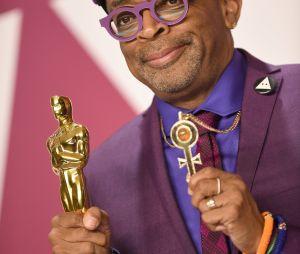 Spike Lee gagnant aux Oscars 2019 le 24 février à Los Angeles