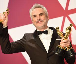 Alfonso Cuaron gagnant aux Oscars 2019 le 24 février à Los Angeles