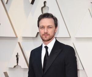 James McAvoy sur le tapis rouge des Oscars 2019 le 24 février à Los Angeles