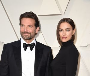 Bradley Cooper et Irina Shayk sur le tapis rouge des Oscars 2019 le 24 février à Los Angeles