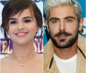 Selena Gomez et Zac Efron en couple ? La rumeur du jour