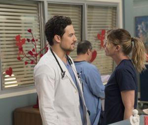 Grey's Anatomy saison 15 : Ellen Pompeo et Giacomo Gianniotti réagissent au couple Meredith/Andrew