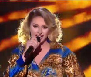 The Voice 8 : l'audition à l'aveugle de Leona Winter
