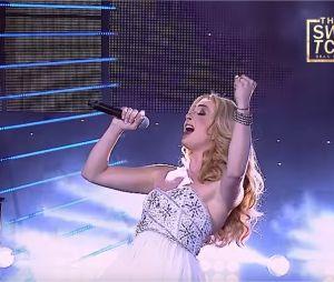Leona Winter (The Voice 8) chante du Céline Dion dans The Switch Drag Race