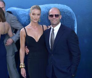 Jason Statham est en couple avec Rosie Huttington-Whiteley depuis 2010