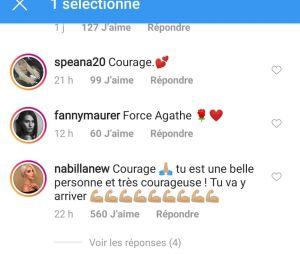 Agathe Auproux : Kelly Vedovelli, Booba... les stars réagissent à son cancer et la soutiennent
