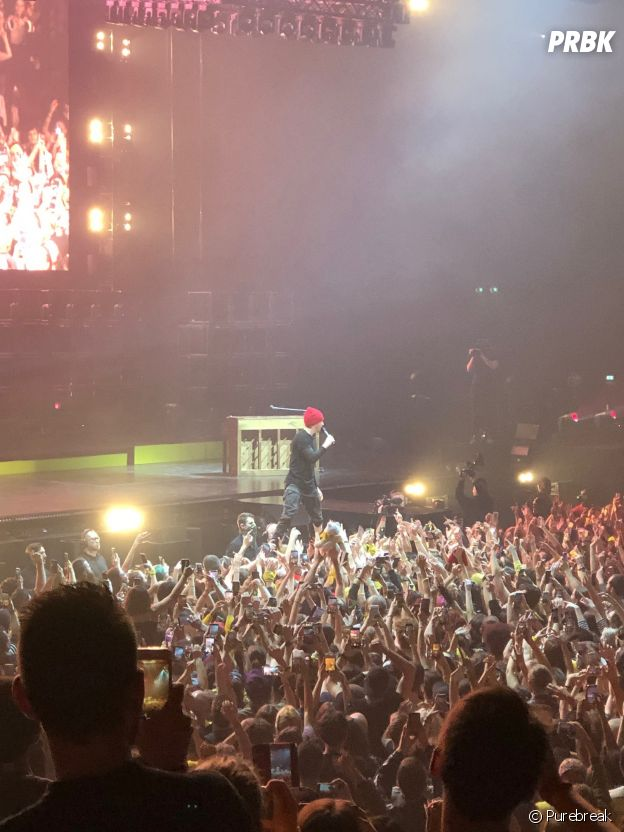 Twenty One Pilots en concert à l'Accorhotels Arena de Paris