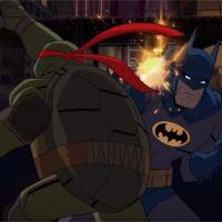 Batman vs Les Tortues Ninja : première bande-annonce épique de ce film déjà culte