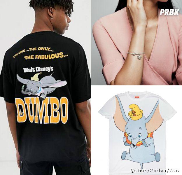 Dumbo s'invite chez Undiz, Pandora, Asos... Nos 10 pièces préférées à l'effigie de l'éléphant