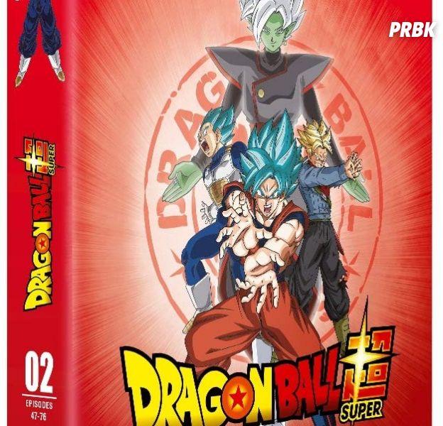 Dragon Ball Super : Trunks du futur et la série animée de retour en DVD et Blu-ray