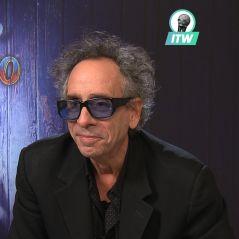 """Tim Burton (Dumbo) : son rêve ? """"Dessiner de nouvelles attractions pour Disneyland"""""""