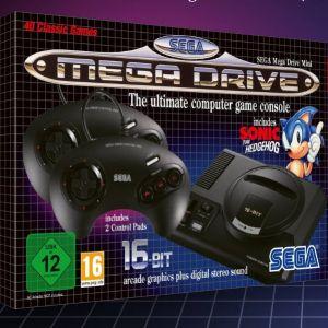 Une (nouvelle) SEGA Mega Drive Mini en approche : la liste des 10 premiers jeux intégrés en France