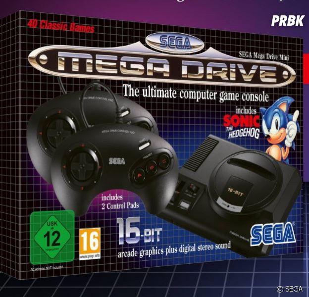 SEGA Mega Drive Mini : date de sortie, prix, liste des jeux... Les premières infos