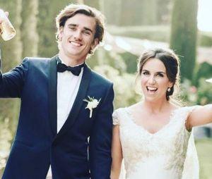 Antoine Griezmann et Erika Choperena parents pour la deuxième fois