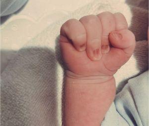 Antoine Griezmann annonce la naissance de son fils