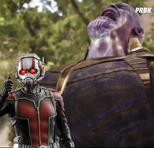 Avengers Endgame : Paul Rudd répond à la folle théorie sur Ant-Man et les fesses de Thanos