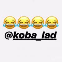 """Koba LaD fan de la parodie de Mister V : """"Il a géré"""""""