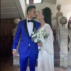 Manon Marsault mariée à Julien Tanti : sa tenue ne fait pas l'unanimité
