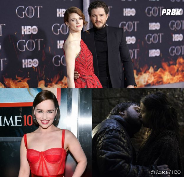 Game of Thrones saisons 8 : ces couples qui se sont formés sur le tournage de la série