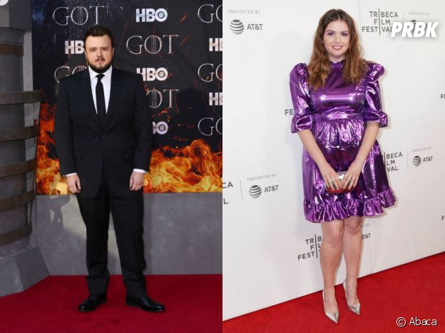 Game of Thrones : John Bradley et Hannah Murray ont été en couple