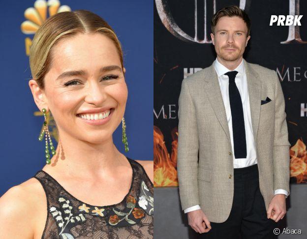 Game of Thrones : des rumeurs ont circulé sur une relation entre Emilia Clarke et Joe Dempsie