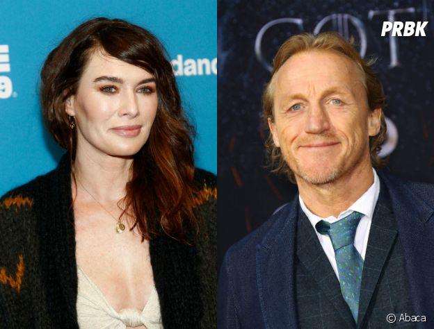 Game of Thrones : Lena Headey et Jerome Flynn auraient eu une aventure au début du tournage
