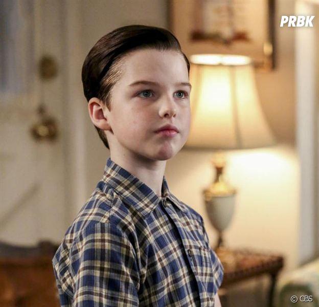 Young Sheldon : Iain Armitage ne connaissait pas The Big Bang Theory avant de jouer dans le spin-off