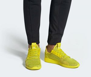 Les Pharrell Wiiliams Tennis Hu V2 d'adidas