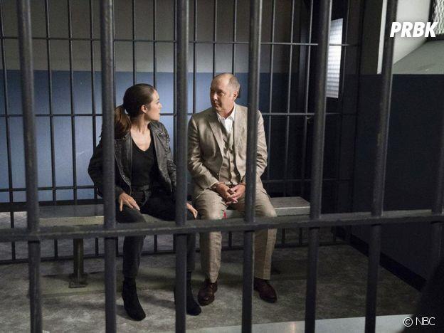 Blacklist saison 6 : Red en prison