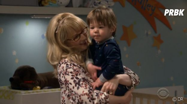 The Big Bang Theory saison 12 : Michael, le fils d'Howard et Bernadette