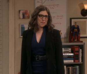 The Big Bang Theory saison 12 : le nouveau look d'Amy