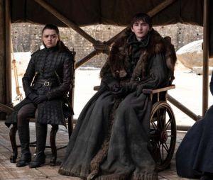 Game of Thrones : des spin-off centrés sur Arya, Sans ou Bran ? HBO répond