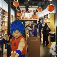 Dragon Ball Z : un magasin éphémère dédié à l'univers de Son Goku bientôt ouvert
