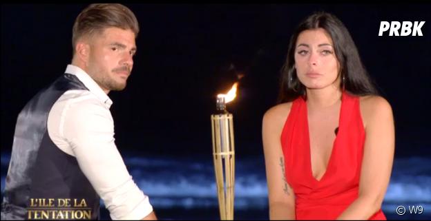 L'Île de la tentation : Molie et Kevin ne sont plus en couple