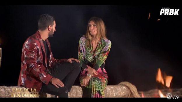 L'Île de la tentation : Malika et Mehdi sont fiancés