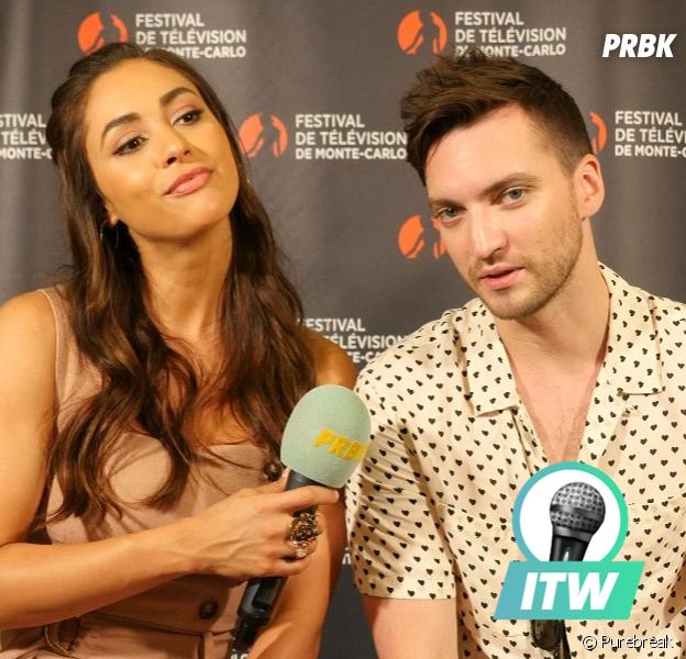 The 100 saison 6 : Richard Harmon donne son avis sur le couple Murphy/Clarke en interview pour PRBK au Festival de télévision de Monte Carlo 2019