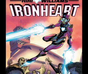 Ironheart dans le MCU ?
