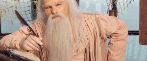 Fort Boyard : à quoi ressemble le Père Fouras sans maquillage ?