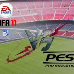 FIFA 12 et PES 2012 déjà dans les cartons