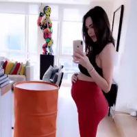 Nabilla Benattia enceinte : elle évoque sa prise de poids pour cette première grossesse